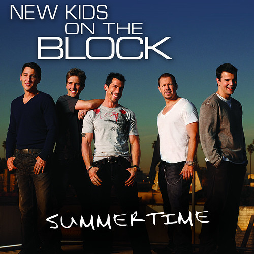 "New Kids On The Block - ""Summertime"""