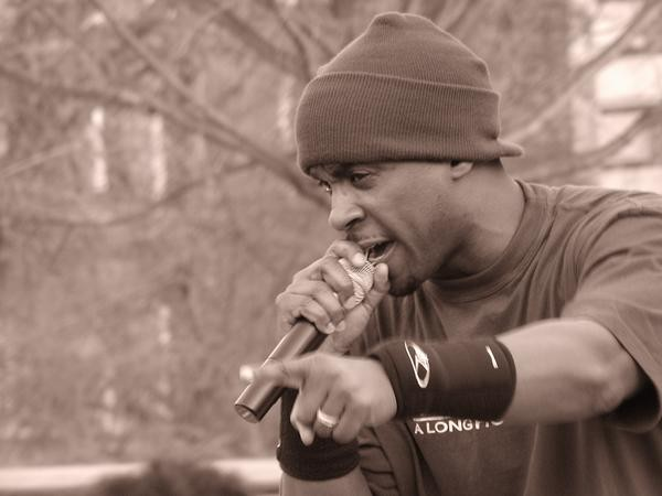 four brothers - Masta Ace und eMC live in Weinheim